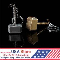 Móc khóa búa Thor (Giao Màu Ngẫu Nhiên) US04410