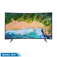 Smart TV Samsung màn hình cong 55inch 4K Ultra HD – Model UA55NU7300KXXV (Đen) – Hãng phân phối chính thức