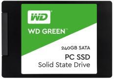Ổ cứng SSD Western Digital Green 240GB SATA III 2.5 inch (1)
