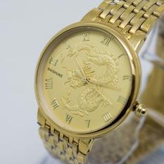 Đồng hồ Baishuns mặt rồng vàng DH15135