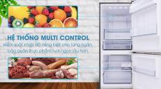 Giá sốc Tủ lạnh Panasonic Inverter 255 lít NR-BV288GKV2 Tại An Nguyên Group