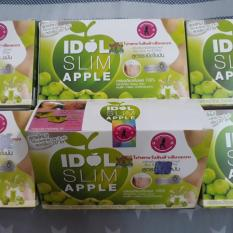 Cafe giảm cân Idol Slim Apple 15g x 10 gói – chuẩn Thái Lan