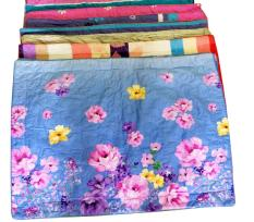 Cặp vỏ gối 50x70cm (hoa) 100% cotton