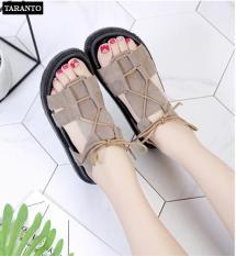 Sandal dây thừng thời trang TARANTO trẻ trung năng động TRT-SDNU-10
