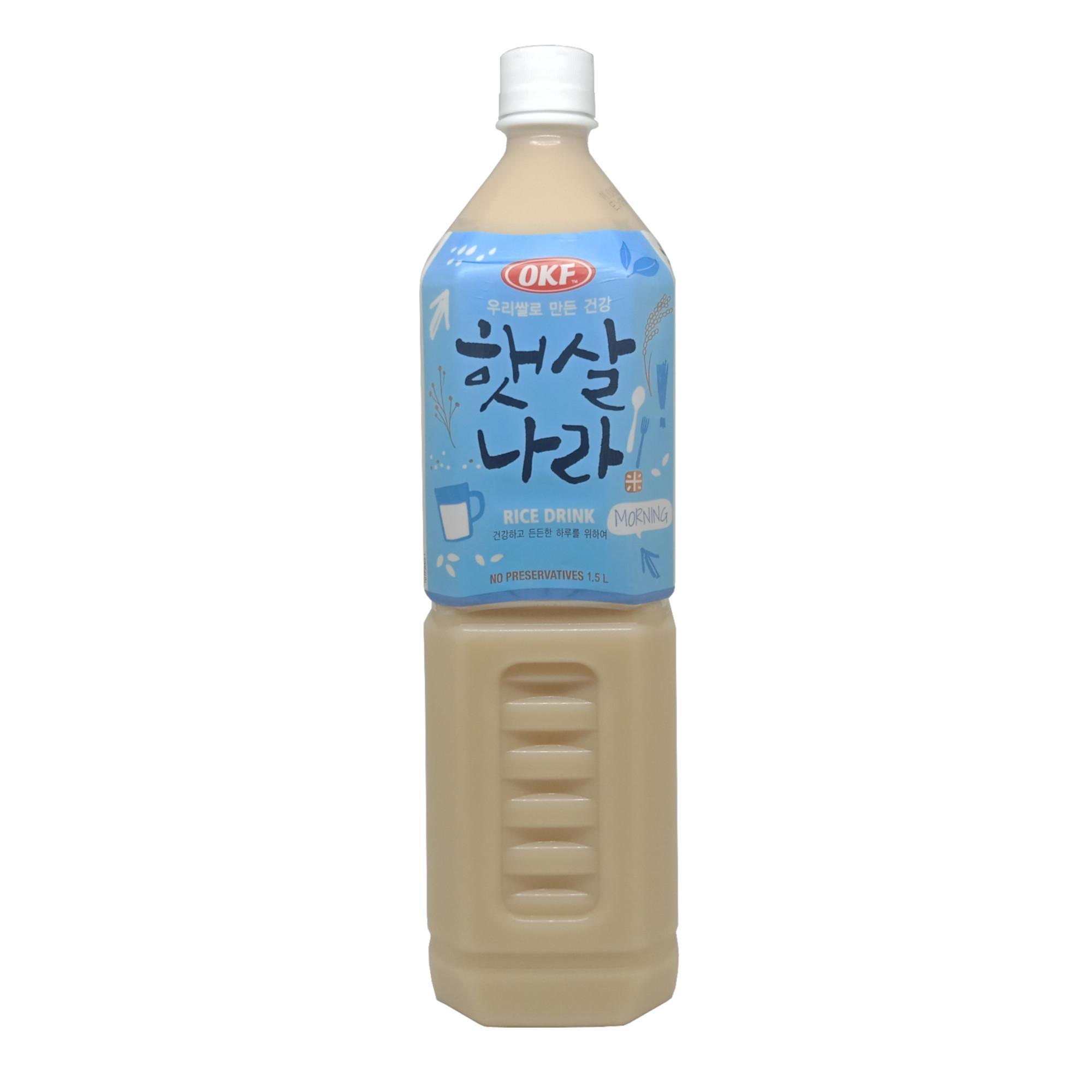 Nước gạo Hàn Quốc OKF 1.5L