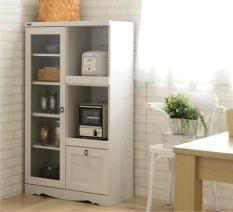Tủ Bếp 6275651 – Bistro japan – màu trắng có vân