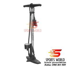 Bơm xe đạp, xe gắn máy GIYO GF-31PV -160PSI/11KG -III- SPORTS WORLD SHOP
