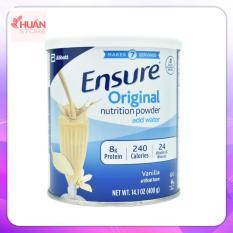 Sữa Ensure Original 400gram (MẪU MỚI)