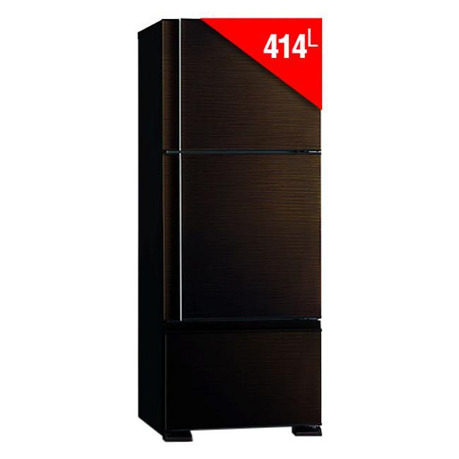 Tủ Lạnh Mitsubishi MR-V50EH-BRW-V Làm lạnh trên 414L
