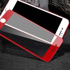 Miếng cường lực 3D Full màn hình iPhone 6/6s Đỏ