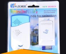 Chuông báo hiệu không dây, truyền nhận tín hiệu bằng sóng radio VZorr