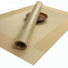 Tấm khăn lót trải bàn ăn cao cấp cho bàn ăn Bright Color (1 tấm)
