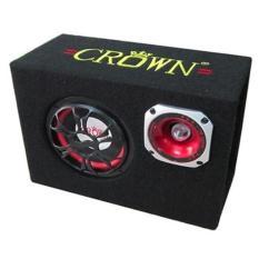 Loa Crown 6 đế vuông tặng dây đầu hoa sen