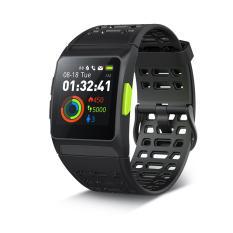 Vòng đeo tay thông minh theo dõi sức khỏe đo nhịp tim IWOWN P1 – Chống nước IP67
