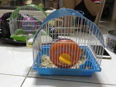 Lồng chuột hamster mini