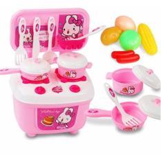 Bộ đồ chơi nhà bếp cho bé