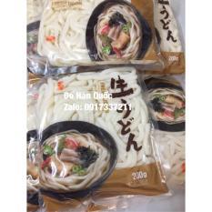 mỳ udon Hàn Quốc