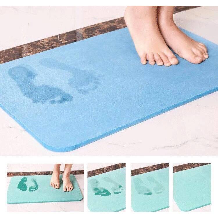 Thảm cứng siêu thấm Nhật Bản Size to 60x39x0.9 cm