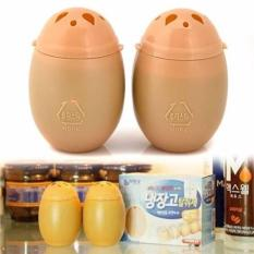 Combo 2 Trứng Khử Mùi Tủ Lạnh