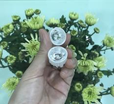 Bộ 2 chóa gom sáng dùng cho Led Luxeon