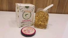 Mặt nạ yến collagen có vỏ hộp sáng rạng ngời [ TẶNG KÈM 1 MIẾNG MẶT NẠ HÀN QUỐC]