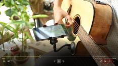 Guitar Capo – Kẹp xem hợp âm guitar, Ukulele