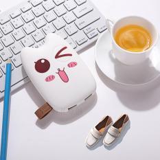 Sạc Dự Phòng Totoro II 9000mAh Hình Dạng Răng Sữa Em Bé, Đầu Ra USB Kép, Hổ Trợ Sạc Nhanh 2A sac du phong