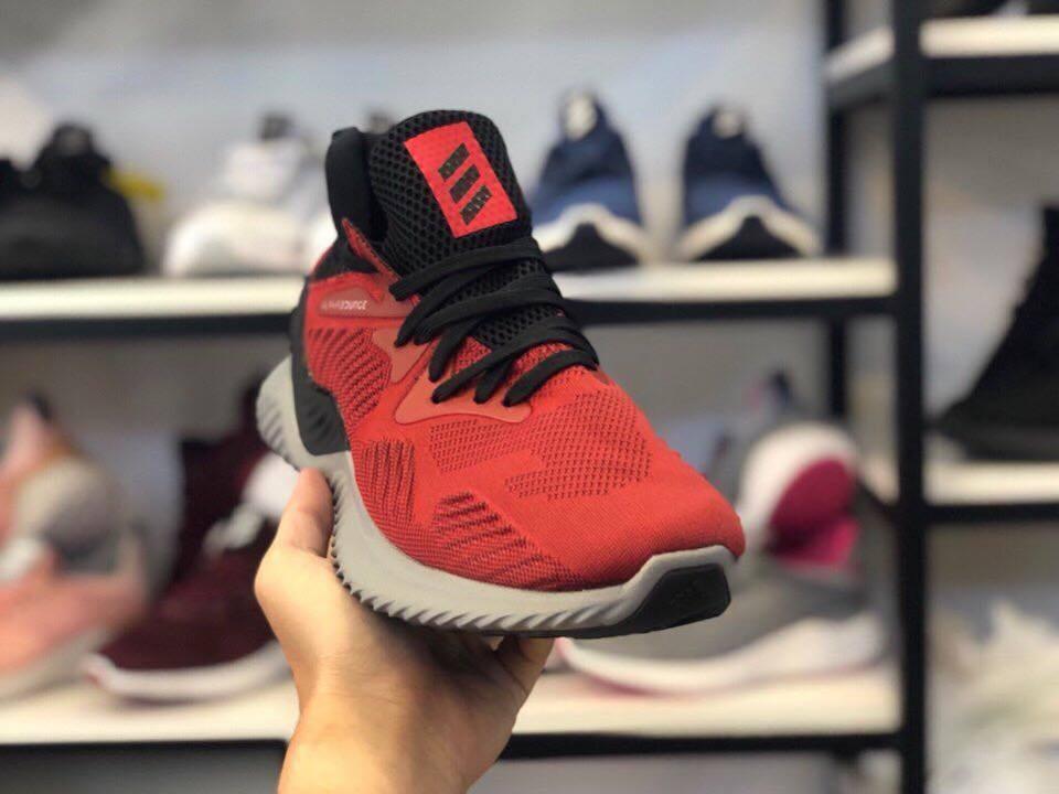Giày Thể Thao Adidas AlphaBounce Beyond 2018 – Đỏ