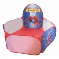 Nhà bóng vải Chấm Bi cho bé trai cỡ Lớn 120cm KamiHome vận chuyển nhabong nhabanh leubong leubanh dochoi đồ chơi trẻ em