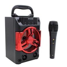Loa Bluetooth Karaoke KTS-936 Tặng Kèm Mic