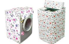 Vỏ bọc máy giặt cửa ngang và cửa đứng (nhiều màu)