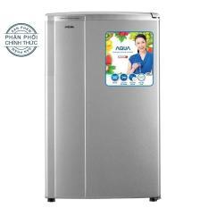 Tủ lạnh 1 cửa Aqua AQR – 95ER(SS) 90L (Bạc)