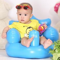 Ghế hơi Inflatable cho bé tập ngồi An Toàn Chắc chắn