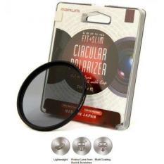 Kính lọc Marumi Fit & Slim Circular PL 62mm