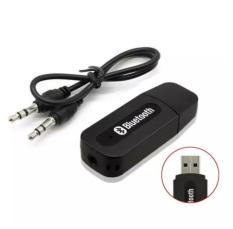USB Bluetooth kết nối Loa Thường thành loa không dây (Đen)