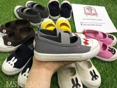 Giày lười cho bé trai và bé gái đủ màu