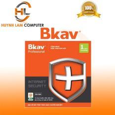 Phần mềm diệt virus BKAV Pro 1 pc/năm – Hãng phân phối