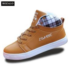Giày cổ cao thời trang nam Rozalo RM5822