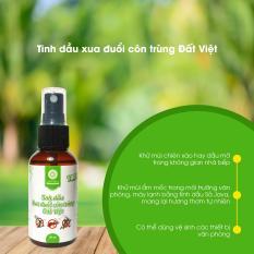 Tinh Dầu Xua Đuổi Côn Trùng Đất Việt (50ml)