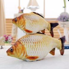 Gối 3D Hình Cá Chép Size Nhỏ 60cm
