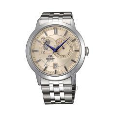 Đồng hồ nam dây thép Orient Sun and Moon gen 1 FET0P002W0