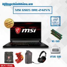 Laptop MSI GS65 8RE-242VN Stealth Thin (i7-8750H/Nvidia GTX 1060 6GB GDDR5 )- Hãng phân phối chính thức