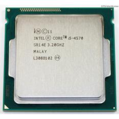 Tìm hiểu về giá Intel Core™ i5-4570 Haswell 3.2 GHz LGA1150 84W