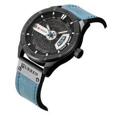 ĐỒNG HỒ NAM CURREN 8833 DÂY DA CAO CẤP +tặng pin đồng hồ