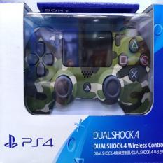 Tay Cầm Playstation PS4 CUH-ZCT2G Màu Xanh Camo – Hàng Phân Phối Chính Thức