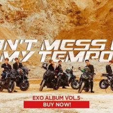 [order] Album EXO vol. 5:Don't mess up my tempo
