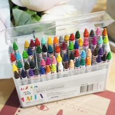 Hộp bút màu sáp 64 món