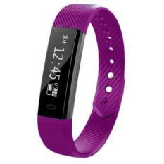 Đồng hồ thông minh, Vòng đeo tay thông minh Cao cấp VeryFit Model ID115 Kết nối Bluetooth