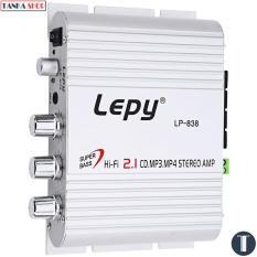 ÂM Ly mini 12V Lepy LP-838( CHƯA KÈM NGUỒN ARAPTE)