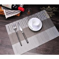Bộ 4 khăn lót bàn ăn (kem)